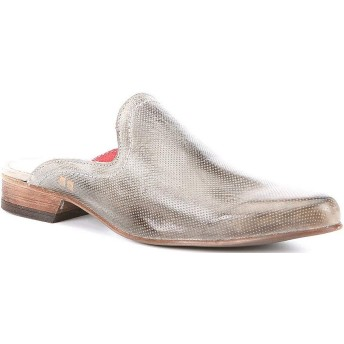 [ベッドステュ] レディース サンダル Brenda Distressed Leather Western Mules [並行輸入品]