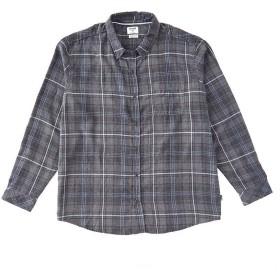 [ハーレー] メンズ シャツ Vedder Washed Flannel Long-Sleeve Shirt [並行輸入品]