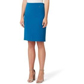 [タハリエーエスエル ] レディース スカート Double Weave Back Vent Pencil Skirt [並行輸入品]