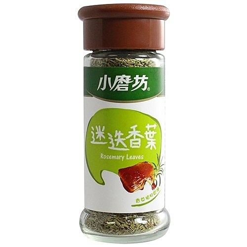 小磨坊 迷迭香葉 20g/瓶【康鄰超市】