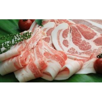 <キビまる豚>豚肉スライス(1.8kg)+編みぐるみセット