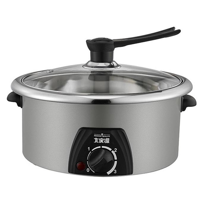 大家源 4L 304不鏽鋼料理鍋 TCY-3709