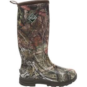 [ムックブーツ] メンズ ブーツ&レインブーツ Muck Boots Men's Woody Plus Mossy Oak Co [並行輸入品]