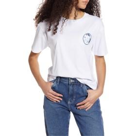 Dickies(ディッキーズ) トップス Tシャツ Dickies Tomboy Tee White レディース [並行輸入品]