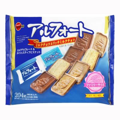 北日本 帆船巧克力餅(204g)
