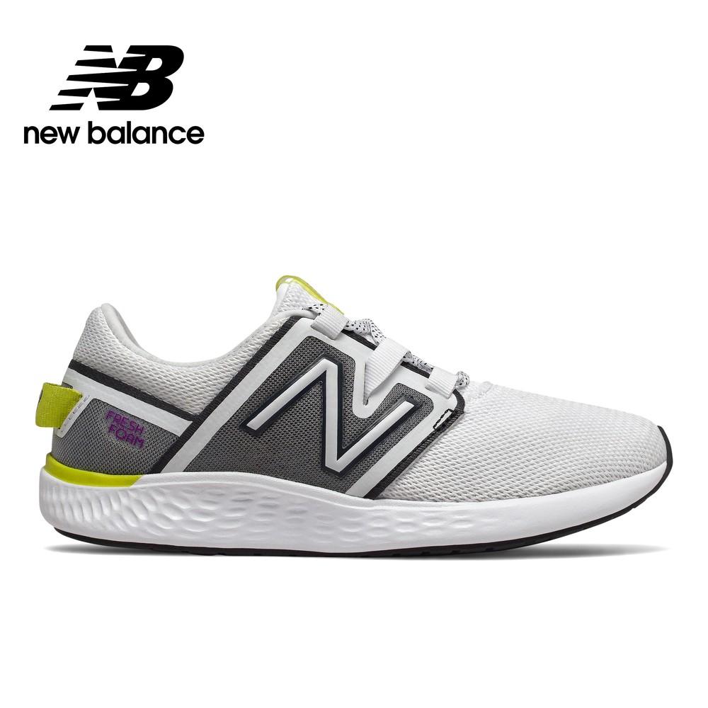 【New Balance】緩震跑鞋_女性_白色_WVRCRNW1-B楦
