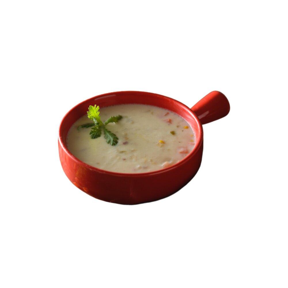 呷飽來睏 蛤蜊巧達濃湯  即食品  600g(固型物100g) 年菜 圍爐 辦桌料理