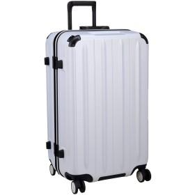 [サンコー] スーツケース フレーム SUPERLIGHTS MG Container MGCB-71 消音/静音キャスター 57L 71 cm 4.8kg クリームカーボン