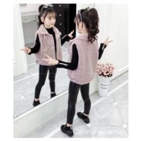 女の子  ショート  韓流  スイート   フリースジャケット   シンプル&美シルエット   ファッション