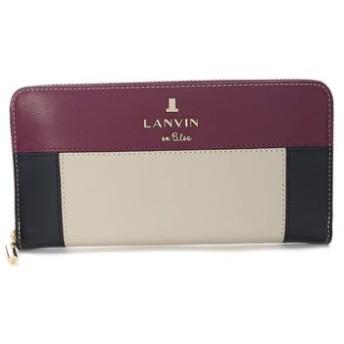 LANVIN en Bleu(BAG) / LANVIN en Bleu ランバンオンブルー ジゼル ラウンド長財布