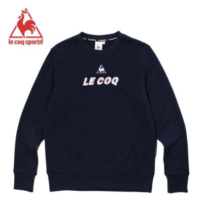 法國公雞牌圓領T恤 LWK2330139-中性-藏青