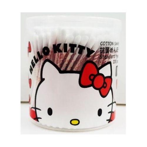 SANYO 三洋 hello kitty 棉棒/棉花棒200入D32-6263★愛兒麗婦幼用品★