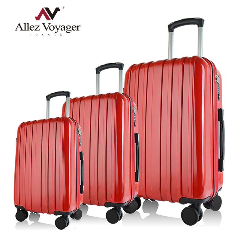 法國奧莉薇閣 20+24+28吋三件組行李箱 旅行箱 登機箱 移動城堡系列
