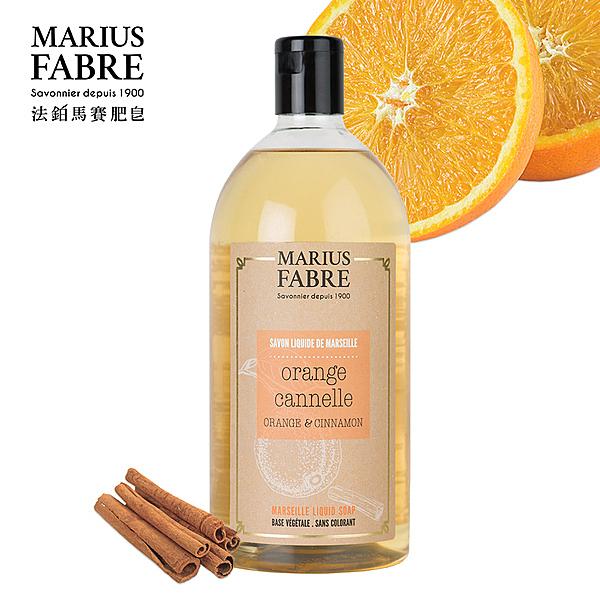 法鉑~天然草本甜橙液體皂1000ml/罐