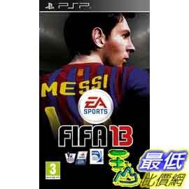 [玉山最低比價網] PSP 國際足盟大賽13 FIFA 13 英文版(亞版)