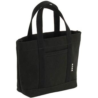 arne キャンバスバッグ トートバッグ 鞄 シンプル 肩掛け B5 カバン tote Sサイズ ブラック