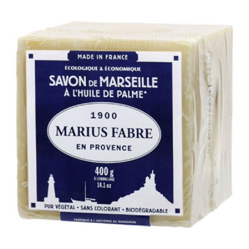 法鉑~棕櫚油經典馬賽皂400公克/塊