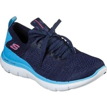 [スケッチャーズ] レディース スニーカー Flex Appeal 2.0 Turn Sneaker [並行輸入品]