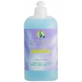 緑の魔女 トイレ420ml【ミマスクリーンケア】【トイレ用洗剤】