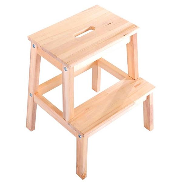 實木兒童小板凳增高凳防滑換鞋凳寶寶階梯凳【快速出貨】