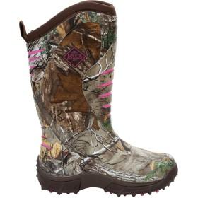 [ムックブーツ] レディース ブーツ&レインブーツ Muck Boots Women's Pursuit Stealth Rubbe [並行輸入品]