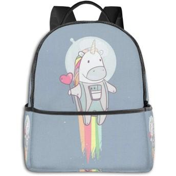 私は宇宙飛行士です リュック PCバッグ リュックサック 大容量 多機能