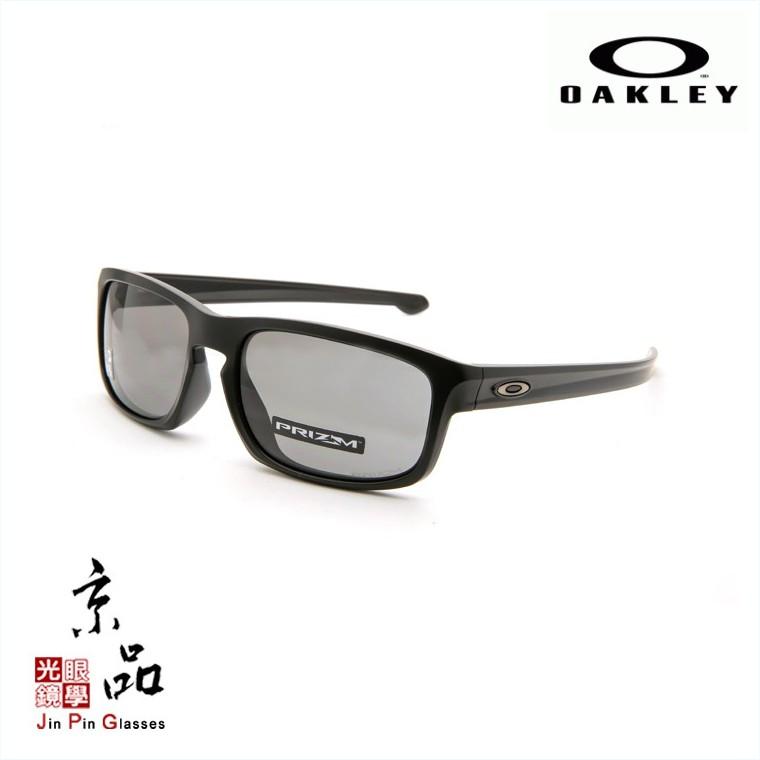 【OAKLEY】OO9409 01 霧黑框 PRIZM 灰色鏡片 太陽眼鏡 Sliver 直營公司貨 JPG 京品眼鏡