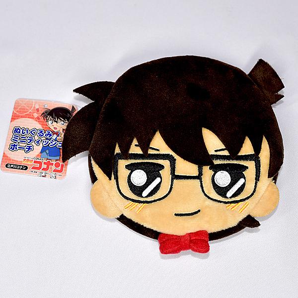 名偵探柯南 拉鍊 錢包 收納包 面紙包 日本正版