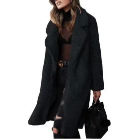 ボアブルゾン レディース ロング丈 欧米風 アウターコート帽子付 もこもこ パーカー ボジャケットフード付き 秋冬 防寒 冬 ゆったり 暖かい あったか 20代-50代