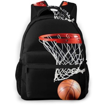 バスケットボール コンピュータバックパック大容量 リュック メンズ レディース 通学 通勤 おしゃれ 可愛い カジュアル 旅行 バックパック