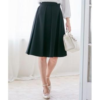 Feroux/フェルゥ 【セットアップ対応】Brilliantダブルクロス スカート ブラック系 1