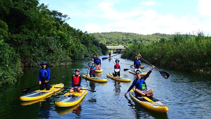 福隆古道水路之旅-輕鬆體驗SUP(平日)