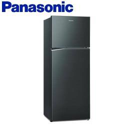 買就送韓製厚釜不沾深炒鍋★Panasonic國際牌485公升一級能效雙門變頻冰箱(星耀黑)NR-B480TV-A (庫)