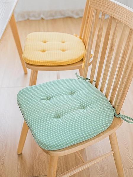 坐墊 餐椅椅子墊子座椅墊家用學生板凳墊布藝透氣家用餐桌坐墊屁墊椅子