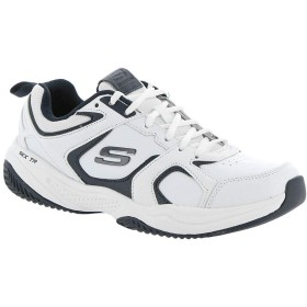 [スケッチャーズ] Sport Pulmer-51932 メンズ スニーカー US サイズ: 9.5 Wide カラー: ホワイト