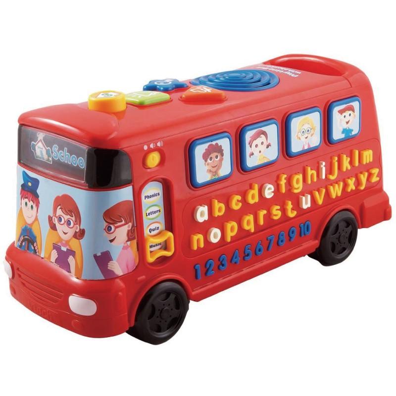 VTech  雙語玩具公共汽車
