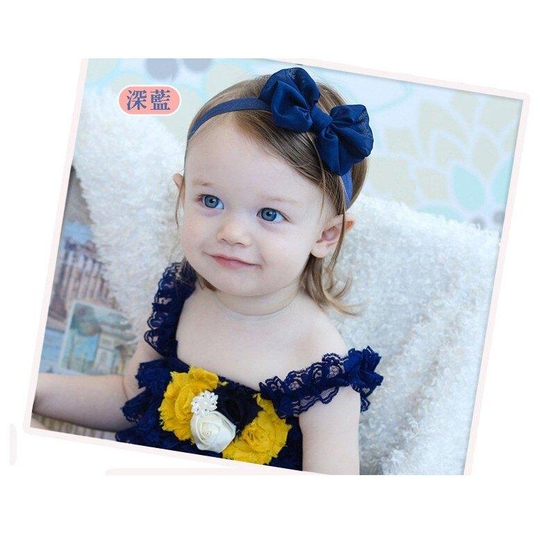 愛穎購物【UC545879】M99大蝴蝶結髮帶韓版流行幼兒兒童雪紡公主頭帶百搭嬰兒萌寶寶頭飾