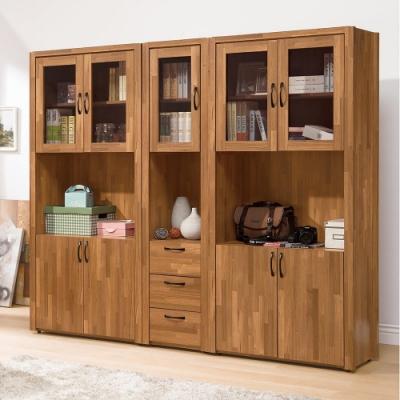 MUNA 克里斯6.7尺書櫃(整組) 200X40X182.5cm