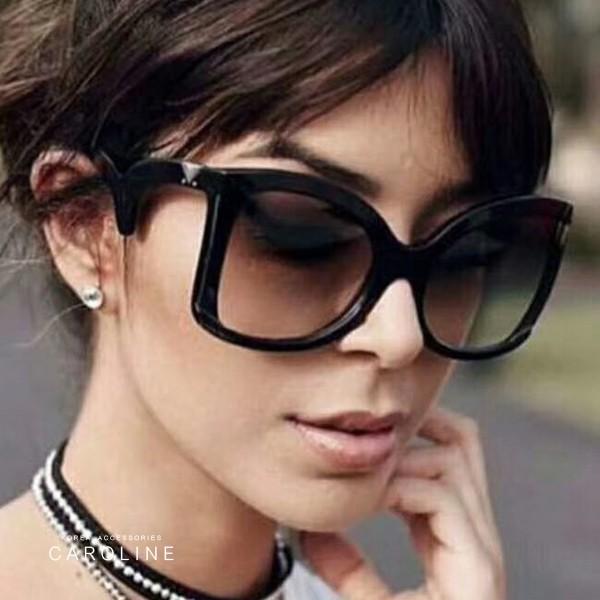 年度最新網紅款潮流行百搭抗UV時尚太陽眼鏡 71844