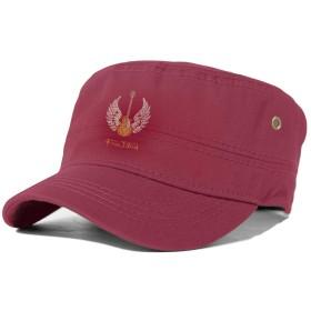 Lynyrd Skynyrd レーナード・スキナード 帽 コットン ベースボールキャップ サイズ調整可能 日よけ野球帽 男女兼用 平らな帽子 ファッション