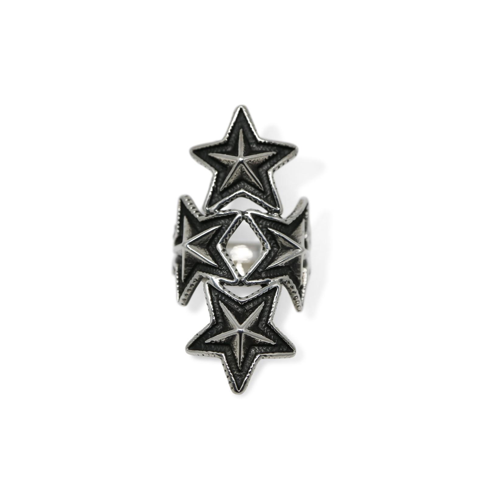 4 STAR RING [USD $950]