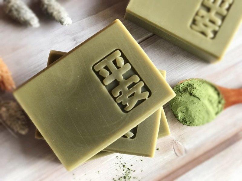 永保安康淨身皂|冷製手工皂 | 精油系列