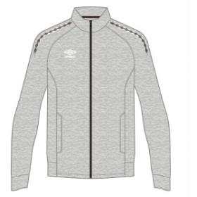 アンブロ(UMBRO) TR スウェットジップジャケット UUUOJF20-MGRY サッカー メンズ レディース ユニセックス