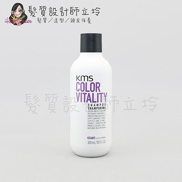 立坽『洗髮精』歌薇公司貨 KMS CV漾色洗髮精300ml IH04
