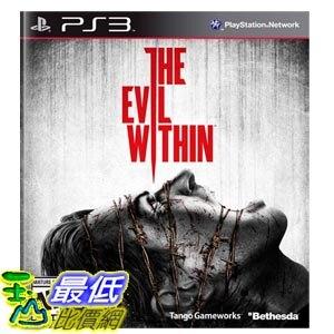 PS3 邪靈入侵 The Evil Within 亞洲中文版