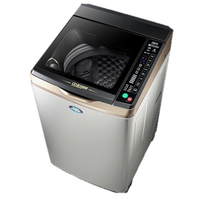 SANLUX 三洋 19公斤 DD直流變頻超音波單槽洗衣機 SW-19DVGS