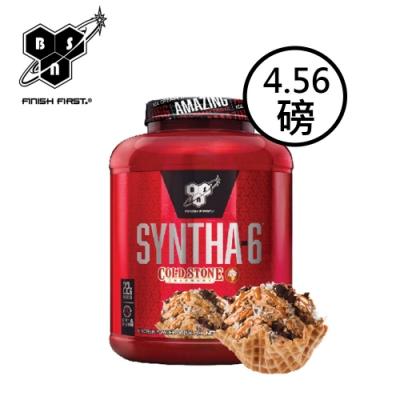 [美國 BSN] Syntha-6乳清蛋白-酷聖石系列-德意志巧克力(4.56磅/罐)