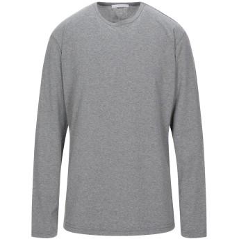 《セール開催中》GREY DANIELE ALESSANDRINI メンズ T シャツ グレー L コットン 100%