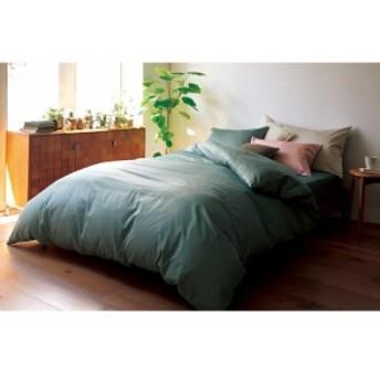 シングルロング(スーピマ超長綿を贅沢に使用したサテン織り シーツ&カバー 掛けカバー) 757603