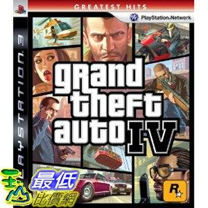 [美國直購 ShopUSA] Grand Theft Auto IV???手四:PS3 版遊戲